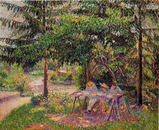 children-in-a-garden-at-eragny-1897.jpg!HalfHD