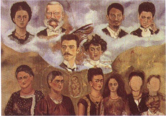 portrait-of-frida-s-family-1954