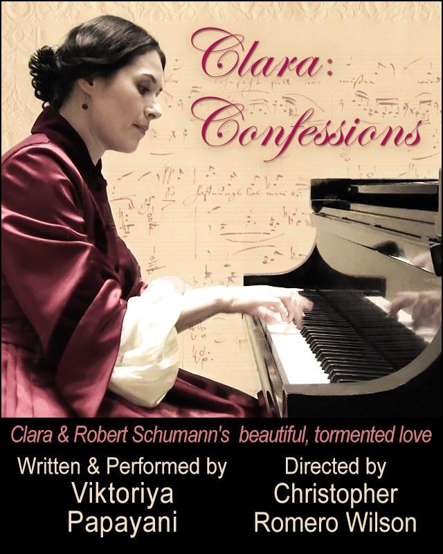 Clara: Confessions poster